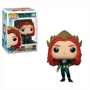 Movies Aquaman Mera Funko POP
