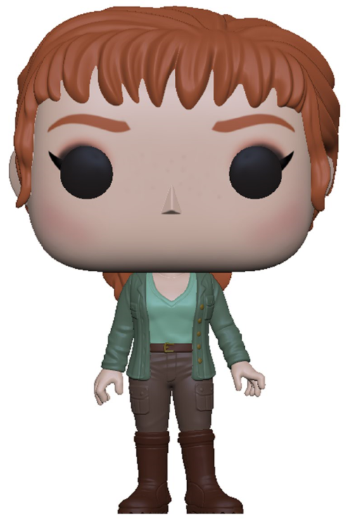 Movies: Jurassic World Claire Funko POP