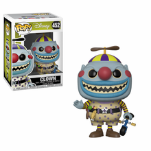 Movies: Nightmare Before Christmas Clown Funko POP