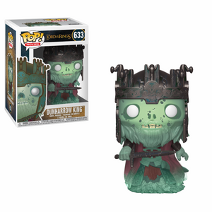 Movies: Lord of the Rings LOTR Dunharrow King Funko POP