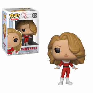 POP ROCKS Mariah Carey All I Want For Christmas Funko POP