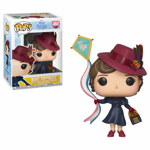 Disney Movies Mary Poppins Returns Mary with Kite Funko POP