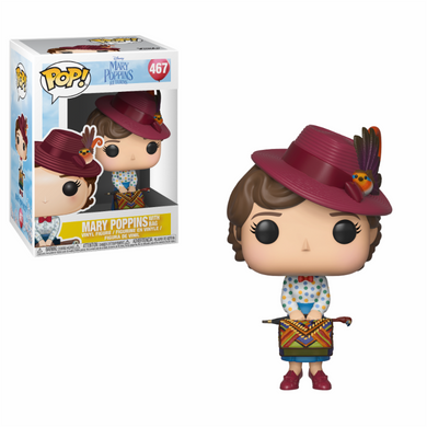 Disney Movies Mary Poppins Returns Mary with Bag Funko POP (PRE-ORDER)