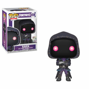 Gaming: Fortnite S2 Raven Funko POP