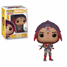 Gaming: Fortnite S2 Valor Funko POP