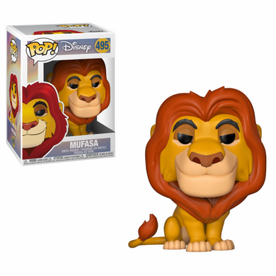Animation Film The Lion King Mufasa Funko POP (PRE-ORDER)