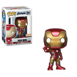 Movies: Avengers Endgame Iron Man BoxLunch Exclusive Funko POP