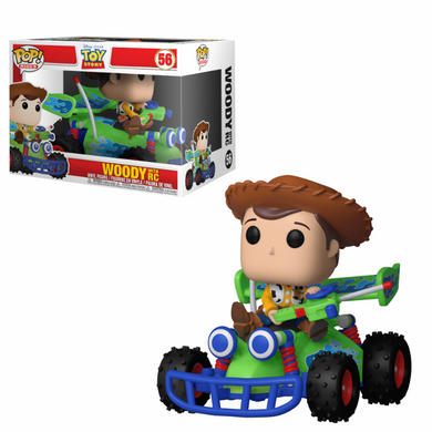 Disney Animation Toy Story Woody on RC Funko POP RIDE (PRE-ORDER)