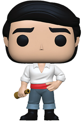 Disney Animation The Little Mermaid Prince Eric Funko POP (PRE-ORDER)