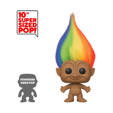 "TROLLS RAINBOW HAIR 10"" Funko POP (POSSIBLE CHASE) PRE-ORDER"