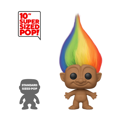 TROLLS RAINBOW HAIR 10