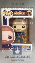 Movies: Avengers Infinity War Captain America Funko POP