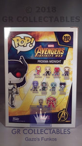 Movies: Avengers Infinity War Proxima Midnight Funko POP
