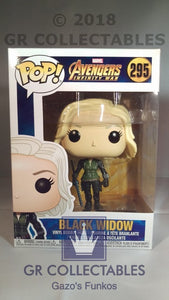 Movies: Avengers Infinity War Black Widow Funko POP