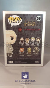 TV: Game of Thrones: Daenerys (White Coat) Funko POP