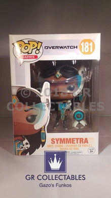 Gaming: Overwatch Symmetra Funko POP