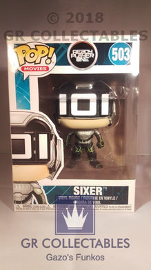 Movies: Ready Player One Sixer Funko POP