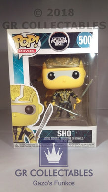 Movies: Ready Player One Sho Funko POP