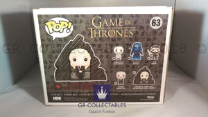 TV: Game of Thrones: Daenerys on Dragonstone Throne Funko POP RIDE