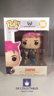 Gaming: Overwatch Zarya Funko POP