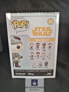 Star Wars: Solo: Tobias Beckett Funko POP