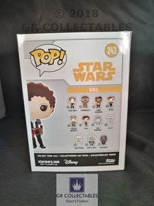 Star Wars: Solo: Val Funko POP