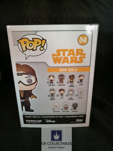 Star Wars: Solo: Han Solo with Goggles Funko POP Exclusive