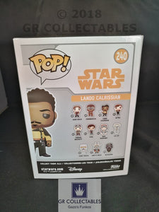 Star Wars: Solo: Lando Calrissian Funko POP