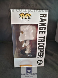 Star Wars: Solo: Range Trooper Funko POP
