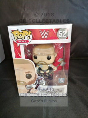 WWE HHH Triple H Skull King Funko POP