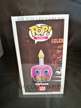 Animation Five Nights At Freddys Cupcake CHASE Funko POP
