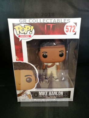 Movies: IT Series 2: Mike with Gun Funko POP