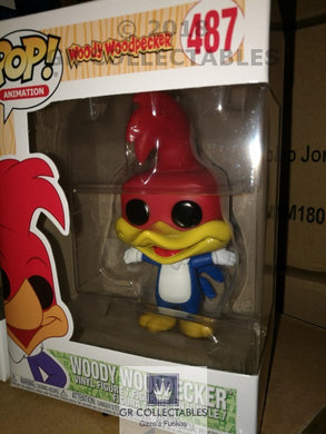 Animation Woody Woodpecker Funko POP