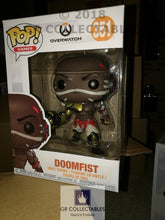 Gaming: Overwatch S4 Doomfist Funko POP