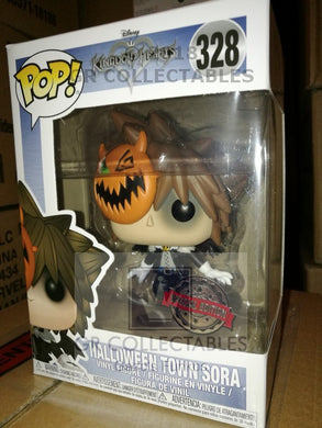 Gaming: Kingdom Hearts Halloween Sora Exclusive Funko POP