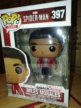 Gaming: Marvel Spider-Man Miles Morales Funko POP