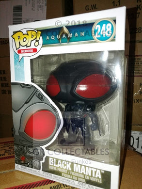 Movies Aquaman Black Manta Funko POP