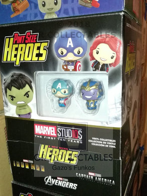 Marvel Studios The First Ten Years Pint Sized Heroes Funko POP - FREE P&P