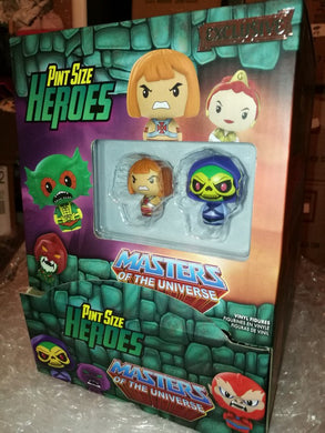 Animation: Masters of the Universe MOTU Pint Sized Heroes Funko POP FULL BOX OF 24