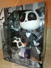 "Movies: Nightmare Before Christmas Jack Skellington and Zero Super Deluxe 10"" Funko POP"