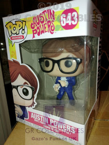 Movies: Austin Powers - Austin Powers Funko POP