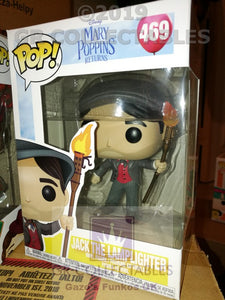 Disney Movies Mary Poppins Returns Jack the Lamplighter Funko POP