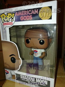 TV American Gods Shadow Moon Funko POP