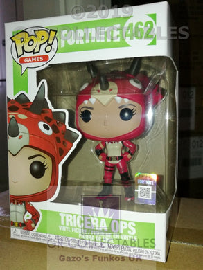 Gaming: Fortnite S2 Tricera Ops Funko POP