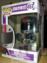 Gaming: Fortnite S2 Burnout Funko POP