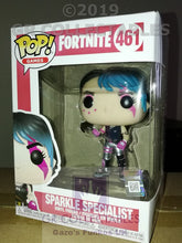 Gaming: Fortnite S2 Sparkle Specialist Funko POP