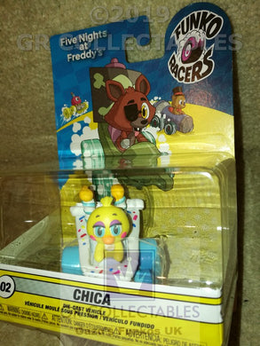 Animation Five Nights At Freddys Super Racer Chica Funko POP