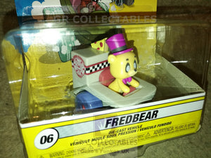 Animation Five Nights At Freddys Super Racer Golden Freddy Funko POP