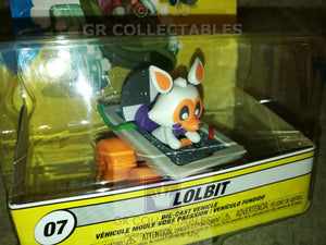 Animation Five Nights At Freddys Super Racer Lolbit Funko POP