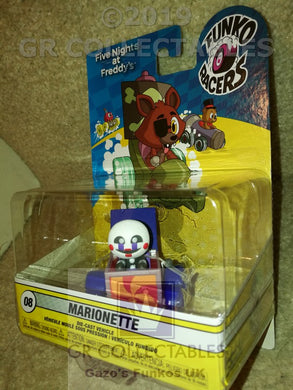 Animation Five Nights At Freddys Super Racer Marionette Funko POP